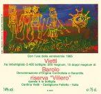 Le etichette storiche - Vietti