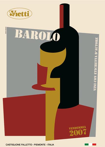 Vintage Italian Wine Posters